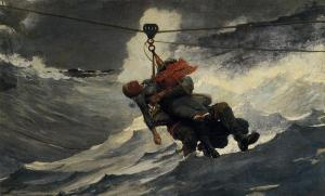 The_Life_Line_1884_Winslow_Homer